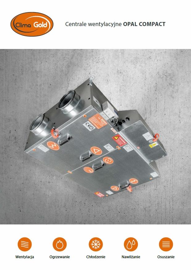 Opal Compact – нова компактна установка Clima Gold
